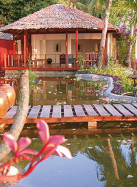Hillside-Plunge-Pool-Sarang-Villa (c) Lotus Travel